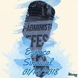 Espaço Sindical - 1º de outubro de 2018