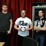 Shadows at Bay Interview with Mick Griffin on 106.7 Phoenix FM`s Rock Bottom