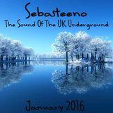 Sound Of The UK Underground   January 2016