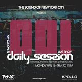 Daily Session EP001 on TSoNYC by DJ Monchan aka Toshi