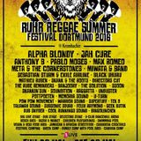 Badenman - Ruhr Reggae Dortmund 2016 Warmup Mix