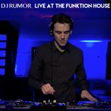 DJ Rumor Live At The Funktion House 2018