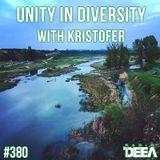 Kristofer - Unity in Diversity 380 @ Radio DEEA (23-04-2016)