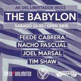 Nacho Pascual @ The Babylon 23.05.15