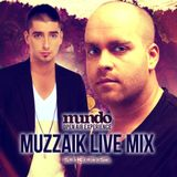 Muzzaik - Live @ Mundo Győr 2013.05.25.