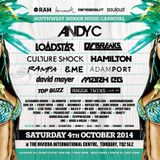 Louk - 20 Years Of Techno - Rinseout vs Souloud Indoor Carnival (Torquay) - 04-10-2014