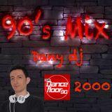 radio dancefloor 90's mix 2000 05 12 2015