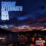Sunday Aftermath Mix 004