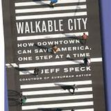 Jeff Speck, designing more walkable cities, brings his knowledge of urban planning to show