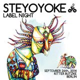 Eelke Kleijn - Steyoyoke Label Night - Ritter Butzke - 26-Sep-2014