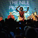 Music of the Nile + interview with Mina Girgis of The Nile Project - 30 Jan 2015