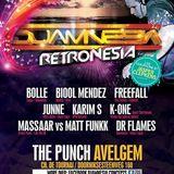 dj Biool @ The Punch - Retro Djamnesia 16-11-2013