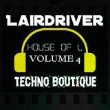 TECHNO ULTRAMIX - HOUSE OF L VOLUME 4