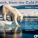 Dispatch from the Cold Front -March 21, 2017