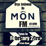 Your Weekend Starts Early With DJ Bryn Rothwell