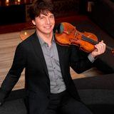 """NJPAC """"In the Spotlight"""" - Joshua Bell"""