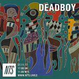 Deadboy - 27th November 2017