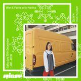 Martha guest mix for Wen & Parris (Rinse FM) 28/12/17