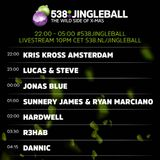 Hardwell Radio 538 Jingle Ball 2016