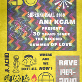 89-19: 30 Years, Live @ Supernormal Festival, Oxfordshire, August 2019