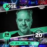 DJ JOSE Live DJ Set @ Broodrooster, Rotterdam, 24-03-2018