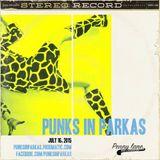 Punks in Parkas - July 16, 2015