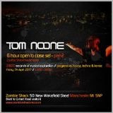 Tom Noone Open to Close Live @ Zombie Shack, Manchester UK 07-04-2017