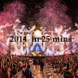 2014 in 25 mins