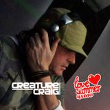 Creature Craig - Drum & Bass Jan 2020 (On The Flip Side Mix for Love Summer Radio)