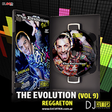 THE EVOLUTION (Vol 9) Edición Reggaeton - DJ CUTTER