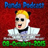 Panda Show - Octubre 08, 2015 - Podcast