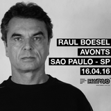 Raul Boesel @ AVONTS - 16.04.16-2 - Sao Paulo - Brazil -  Recorded live