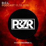 D.C.L. (Podcast @ P&Z Records 11-12-2015)