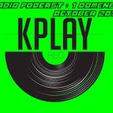 K Play Records Radio Podcast #1 DOMENEK