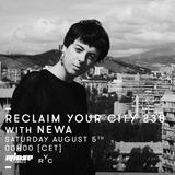 Reclaim Your City 238 | Newa