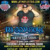 @DJGOJABEAN #LaFiestaSigue (2.18.19) @LatinoMundialR @FleetDJRadio @LatinoFleetDJs @FleetDJs.