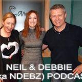 Neil & Debbie (aka NDebz) Podcast #80.5 ' Julianne Moore ' - (Full music version)