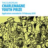 Erasmus evening #16 - European Charlemagne Youth Prize | European Parliament in Brussels | 22.11.17