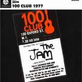 The Jam: Live at the 100 Club 1977