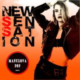 (149) VA - Manulova Pop - New Sensation (2018)
