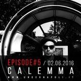 Episode #5 Giovanni Calemma