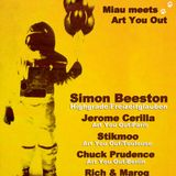 Jerome Cerilla (Art You Out) at Morlox Club / Berlin