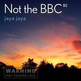 Not the BBC v82 - jaya jaya