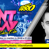 David Garro @ Dont Play Radioshow #022 Artista Invitado Domin Martin