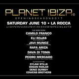 Planet Ibiza @ La Rocca Club (BE): Rafa Ariza (live recorded, 10/06/2017)