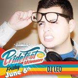 DJ Leo - Milwaukee Pridefest 2014 Live Mix