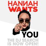 Hannah Wants DJ SEARCH 2017