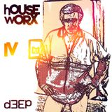 hOUSEwORX - Episode 190 - Jon Manley - D3EP Radio Network - 310818