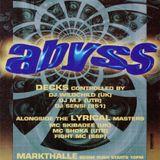 DJ Wildchild & MC Skibadee @ ABYSS 1 02.11.1996 Markthalle Berne Part 1