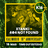 Xtanki & 404notfound (mais baixo) Mix Exclusive K16 Pt3 Jungle Edition 2018